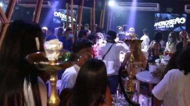 Sorprenden a 300 personas en fiesta clandestina en Cartagena