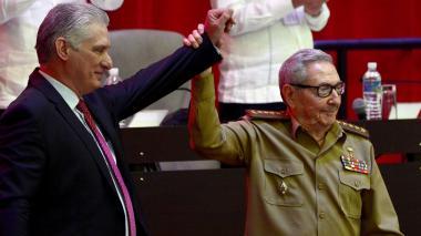 Díaz-Canel, elegido líder del Partido Comunista de Cuba