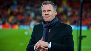 Jamie Carragher en desacuerdo con la Superliga europea