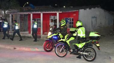 Comparendo a 511 personas y 264 riñas en Barranquilla