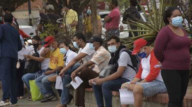 Aumento de contagios en el Caribe se debe a mutaciones locales