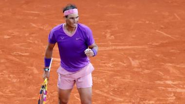 Rafael Nadal se siente bien para el torneo de Barcelona