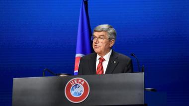 Thomas Bach sobre la Superliga europea