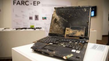 JEP pide a Fiscalía copia de discos duros del computador de 'El Mono Jojoy'