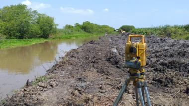 Recuperan humedales para mitigar riesgos en el Magdalena