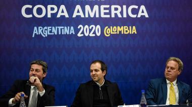 Ministro del Deporte dice que la Copa América será sin público
