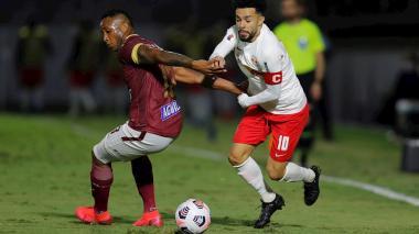 Bragantino vs. Tolima por la Copa Sudamericana 2021