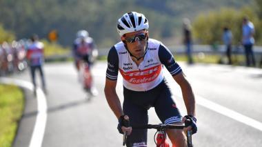 Nibali intentará recuperarse para participar en el Giro de Italia
