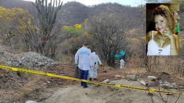 Encuentra a mujer asesinada a tiros en Santa Marta