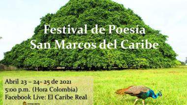 Festival virtual de poesía de San Marcos