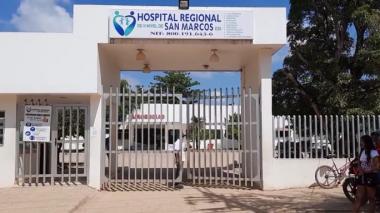 Situación crítica por covid en Hospital de San Marcos Sucre