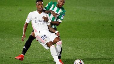 Vinicius Junior dice que quiere hacer historia con el Real Madrid