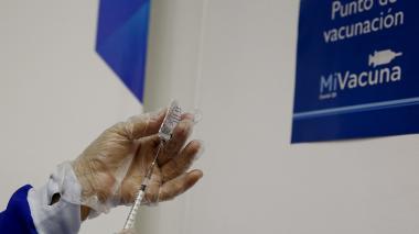 Interés de barranquilleros para vacunacion según el Dane