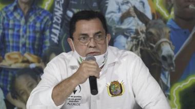 Fallece el quinto alcalde en Colombia por covid-19