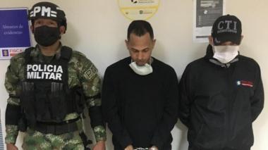 Capturan a alias el Choco por homicidio de un joven en el barrio La Luz