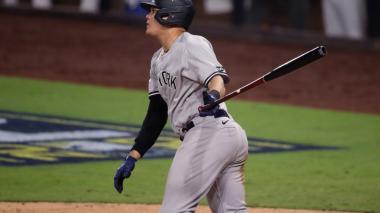 Urshela remolca 1 rbi en el duelo Yankees vs. Orioles