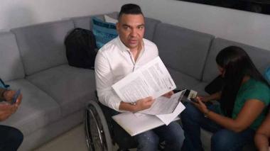 Vía libre a la extradición de alias La Silla