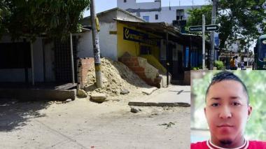 Asesinato en Manuela Beltrán: familiares afirman que víctima había recibido amenazas