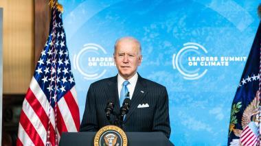 Biden presenta sus planes económicos en sesión conjunta ante el Congreso