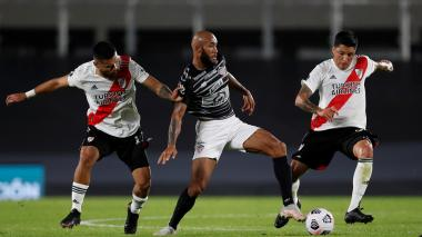 Posiciones de la Copa Libertadores
