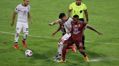 Tolima vs. Talleres, Copa Sudamericana