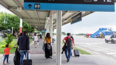 Este sábado se reanudan vuelos comerciales desde y hacia Leticia