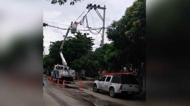 Estos son los municipios y sectores de Barranquilla que estarán sin energía este jueves