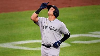 Gio Urshela pega home run con los Yankees ante Orioles