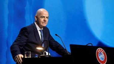 La Fifa apoya el boicot del fútbol inglés en redes sociales
