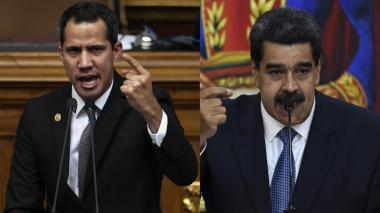 Guaidó acusa a Maduro de vínculos con grupos narcoterroristas