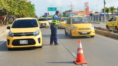 Así quedaron las nuevas tarifas de carreras para taxis en Cartagena