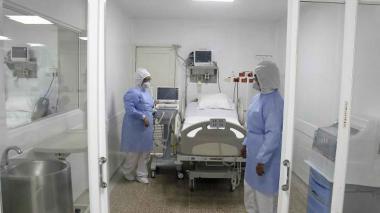 Montería reportó más muertes por covid en el mes de abril