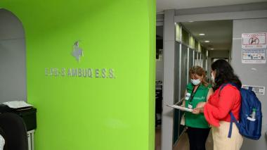 Usuarios de AMBUQ pasarán a otras EPS habilitadas en Barranquilla
