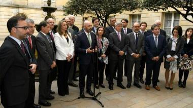 Gremios respaldan solicitud de retiro de la reforma tributaria