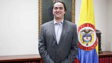 Juan Alberto Londoño, nuevo ministro de Comercio