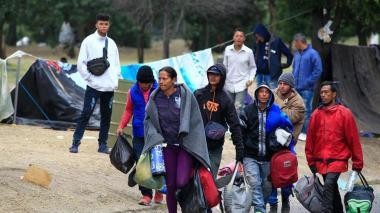 Arranca el registro para el Estatuto de Migración