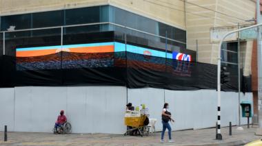 Comercio de Barranquilla afectado por protestas