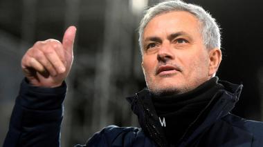 Mourinho será el nuevo entrenador de Roma a partir de la próxima temporada