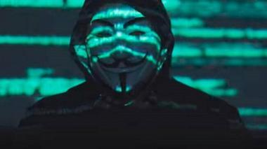 Anonymous hackea la página del Ejército Nacional