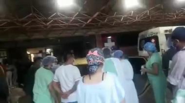 Mujer dio a luz dentro de un taxi en Valledupar