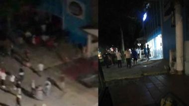 Marchas en Barranquilla del miércoles 5 de mayo