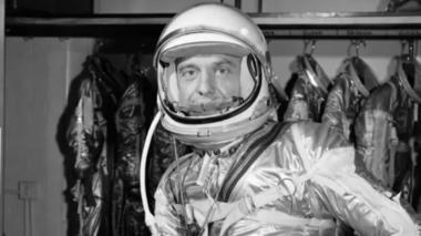 El 60 aniversario del primer vuelo al espacio de un astronauta de EE. UU.
