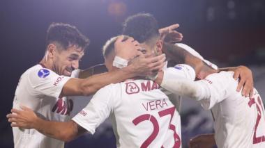 Equidad 0, Lanús 1 en la Copa Sudamericana