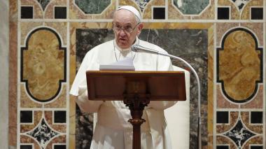 Papa Francisco retoma audiencias generales con la presencia de fieles