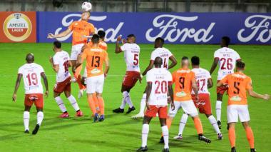 América 0, Deportivo La Guaira 0 en Copa Libertadores