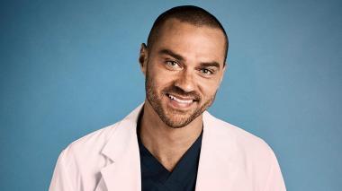 Jesse Williams se despide de Greys' Anatomy tras once años