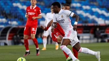 El Real Madrid empata ante el Sevilla