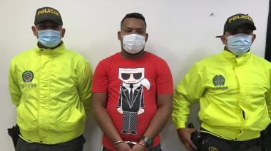 Capturan a falso trabajador de Air-e que atracó una barbería