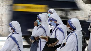 India detecta un aumento de infecciones por un hongo letal en casos de covid