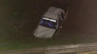 Un policía muerto y otro herido en siniestro vial en la Troncal del Caribe